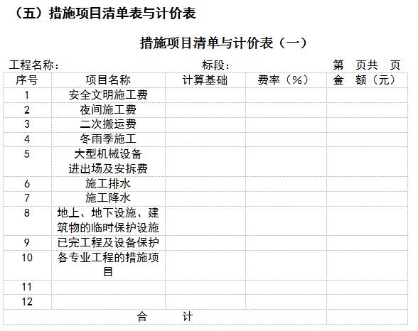 工程量清单计价的基本过程_5