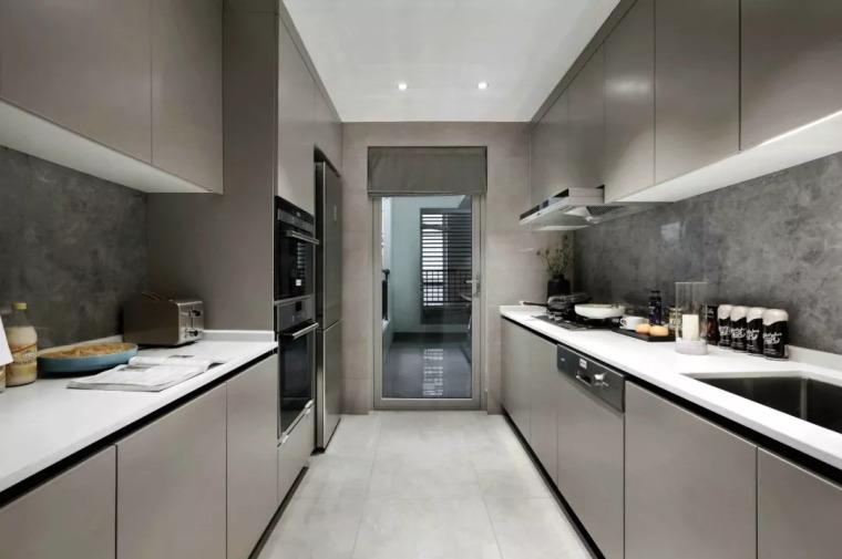 厨房比客厅还好看,让你爱上做饭!!_9