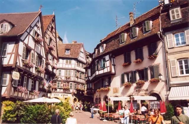 """四个最美的法国小镇,我愿在此""""终了余生""""..._16"""