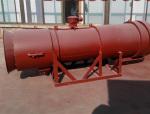 KCS矿用湿式除尘风机