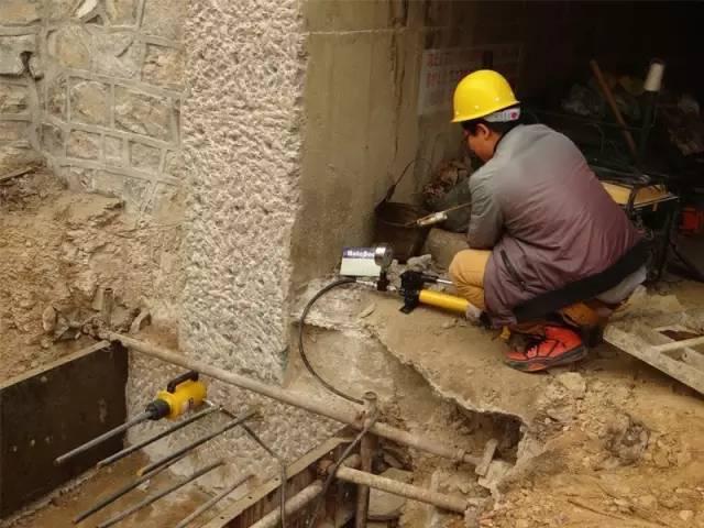隧道工程需要检测些什么?隧道检测锚杆拉拔力的测试方法