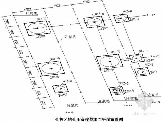 [贵州]住宅楼超深人工挖孔桩基础施工方案(图文并茂)