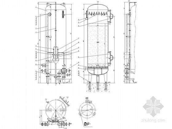 钠离子交换器及其组成图集