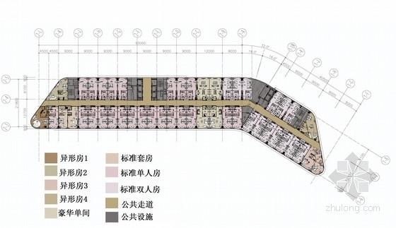 [安徽]高档豪华五星级假日酒店室内设计概念方案