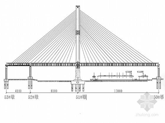 跨京广铁路桥138m跨主梁施工安全防护方案45页(挂篮悬臂浇筑 移动棚架 )