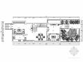 [沈阳]CBD商务区中心现代中式三层别墅装修图(含效果)