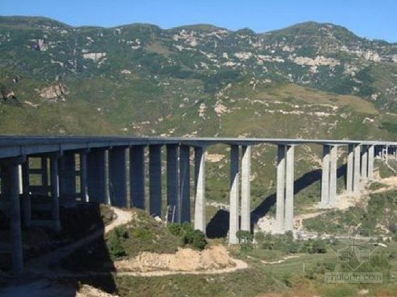 [河北]五跨预应力混凝土连续刚构桥施工监控细则133页