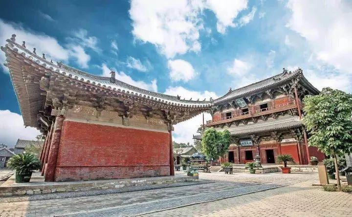 中国现存的木结构古建筑前50座,看一眼少一眼了~_18