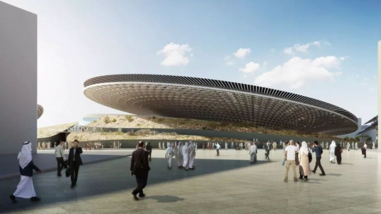 2020年迪拜世博会,你不敢想的建筑,他们都要实现了!_12