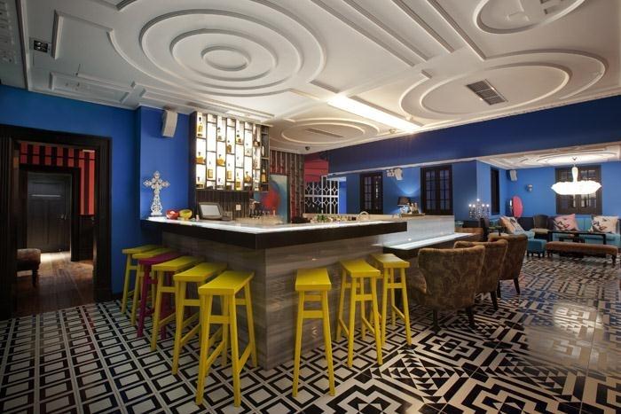 上海恩南公馆墨西哥餐厅