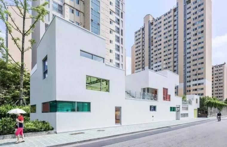 韩国幼儿园建筑