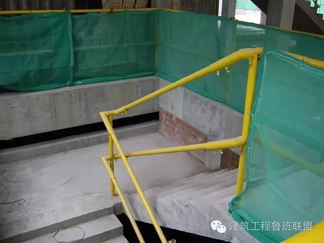 安全文明标准化工地的防护设施是如何做的?_11