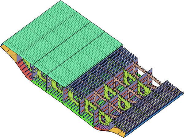 [专家论证]双向六车道高架桥三跨变截面连续钢箱梁施工专项方案255页(含保通,焊接,加工)
