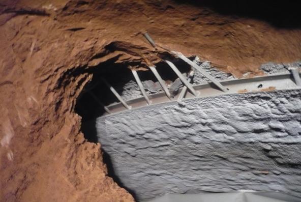 隧道初期支护施工技术控制要点