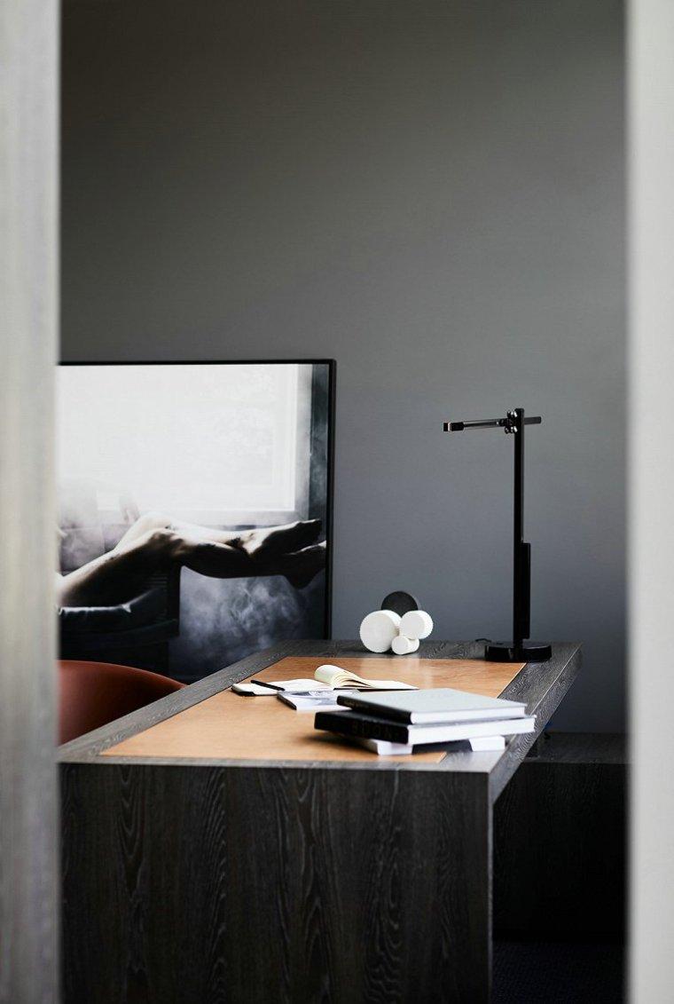 现代灰色系住宅-12