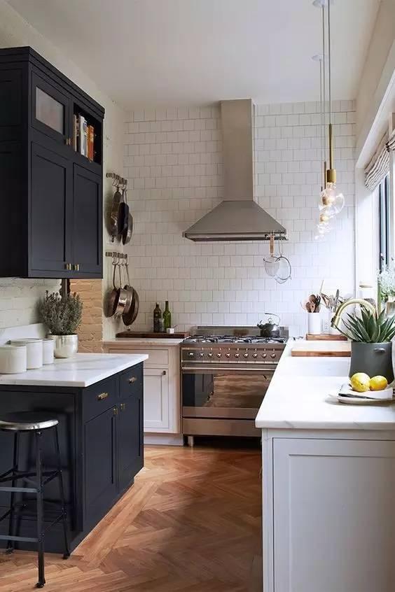 干货|装个好厨房太重要!厨房布局扫盲课,超全秘籍,一篇搞定_3