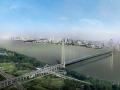 杨泗港大桥项目应用科技创新解决超大沉井超厚硬塑黏土层下沉难题