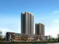 广州高层住宅、地下室及商业街施工总承包安全文明施工方案