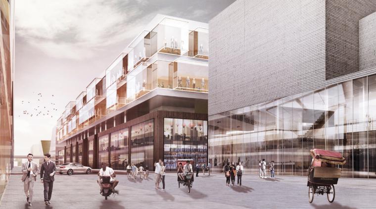 速領!最新60套商業建筑項目設計方案