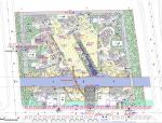 【江苏】常州天逸城住宅小区景观设计方案