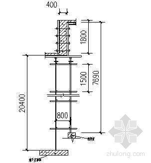 广东某工程扣件式钢管高支模系统支架计算