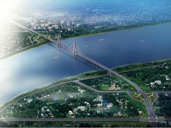 跨江大桥引桥25m现浇连续箱梁桥竣工图339张(纵向预应力)
