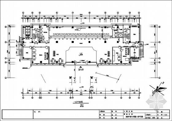 某政府办公楼超细干粉灭火系统方案图