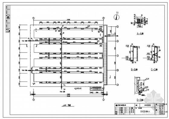 uasb工艺图纸资料下载-厦门某工业园废水处理工程图纸