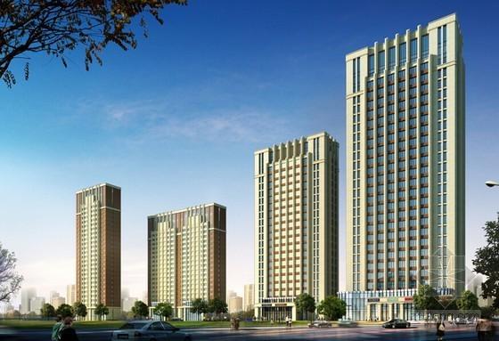 [内蒙古]高层办公楼及住宅楼工程冬季施工方案(50页)