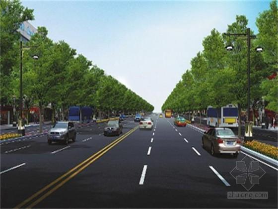 [广东]市政道路工程监理规划(191页)