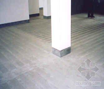 天津某公司建筑工程施工工艺标准(室内外装修)