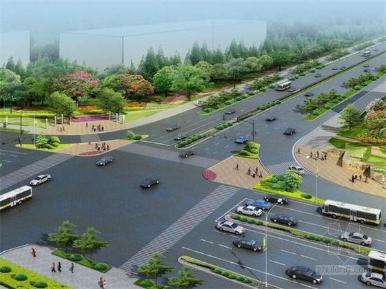 [江苏]道路景观绿化工程监理规划