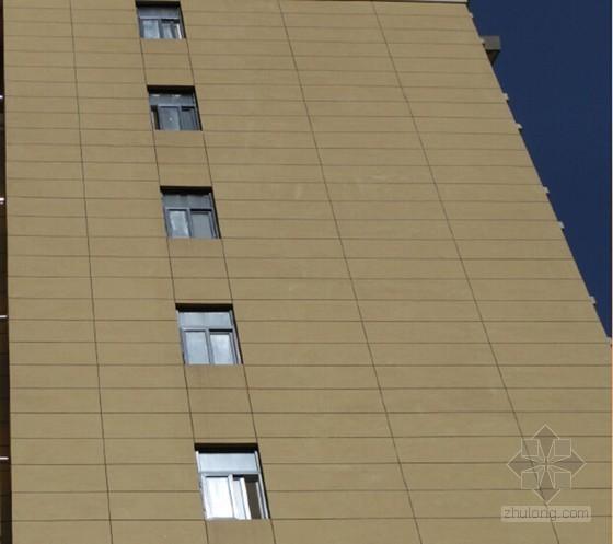 [QC成果]提高高层建筑外墙真石漆一次施工合格率