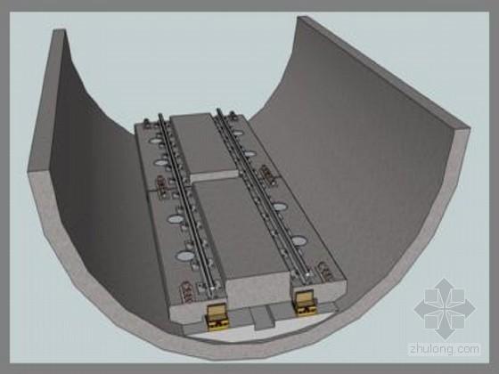 [优秀QC]预制装配式浮置板轨道施工工艺研究