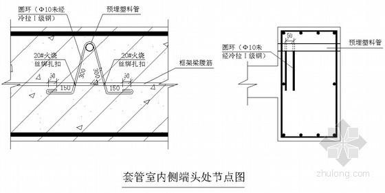 [北京]住宅工程外挂脚手架施工方案(计算书)