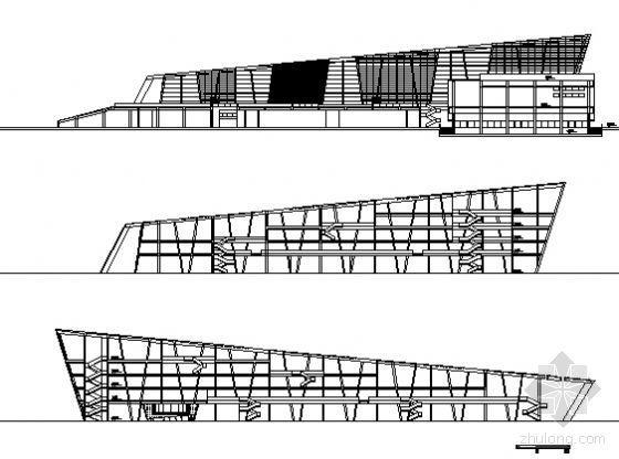 [南海市]某文化中心设计方案