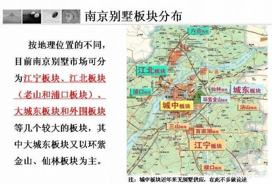 南京某大型山水别墅国际度假社区营销报告
