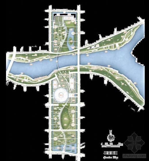IAPA文本资料下载-[IAPA]佛山市中央公园及滨河公园规划设计