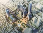 【甘肃】兰州华润东方红广场项目总体概念规划设计方案