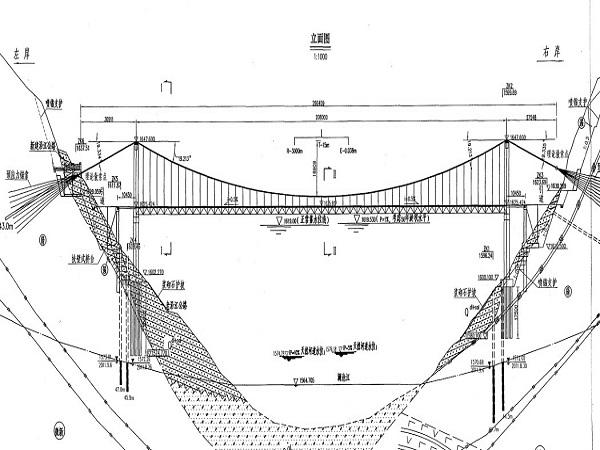 某吊桥施工组织方案Word版(共86页)_1