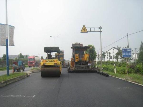 沥青路面施工技术交底!