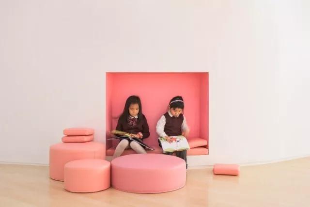首尔幼儿园设计|空间结构与色彩搭配_10