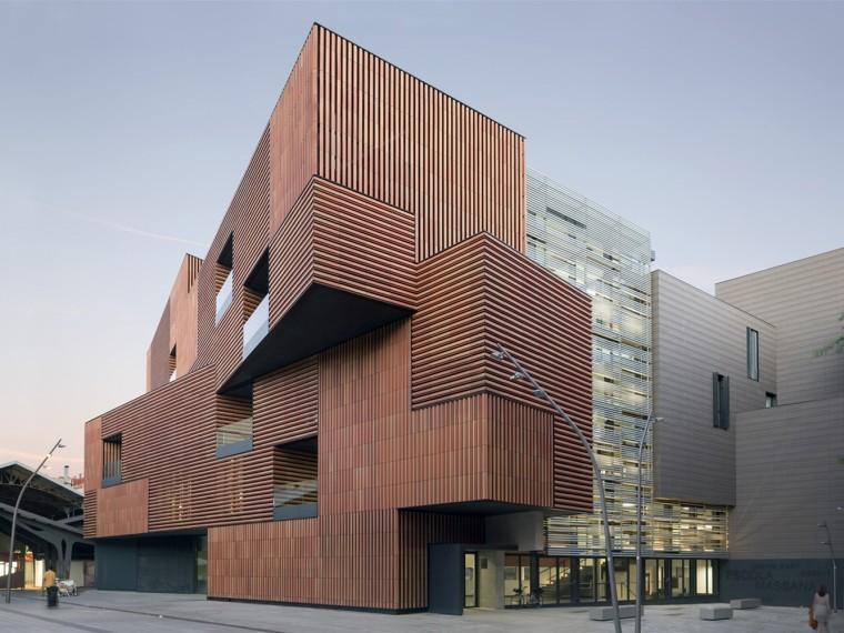 西班牙马萨纳学校艺术与设计中心