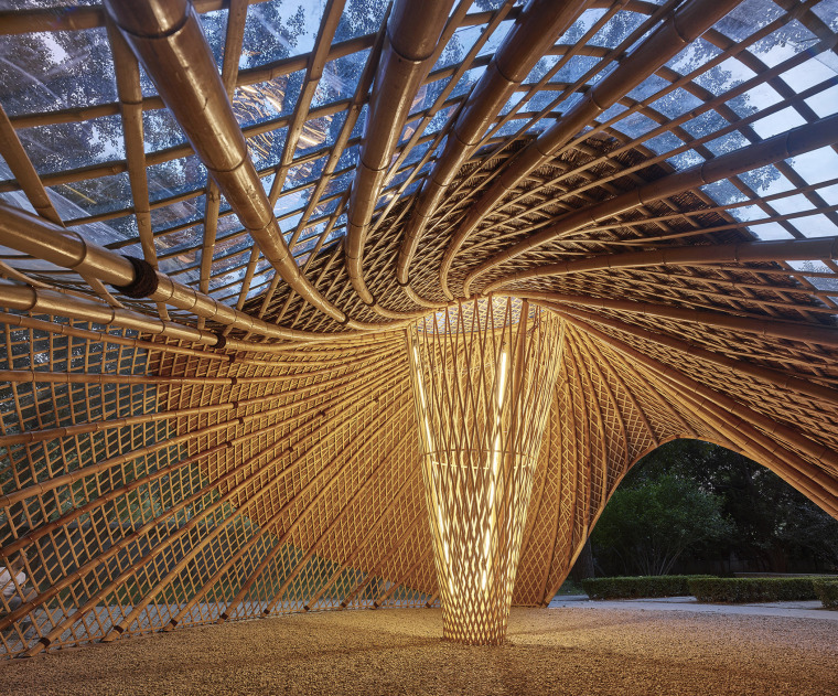 北京林业大学花园节信息亭-013-swirling-cloud-bulletin-pavilion-for-bjfu-garden-festival-by-sup-atelier