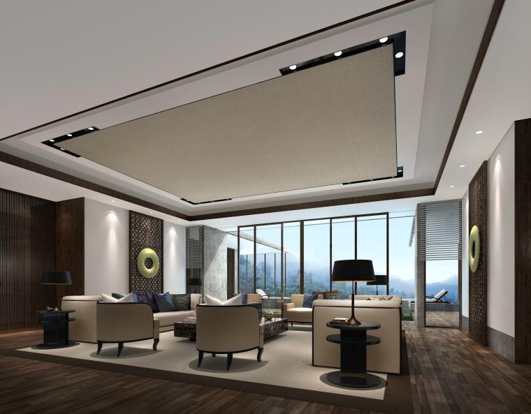CCD--峨眉山红珠山7号楼酒店设计方案文本