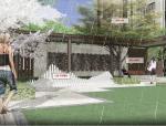 [济南]龙洞路海珀·龙奥住宅区景观概念设计文本