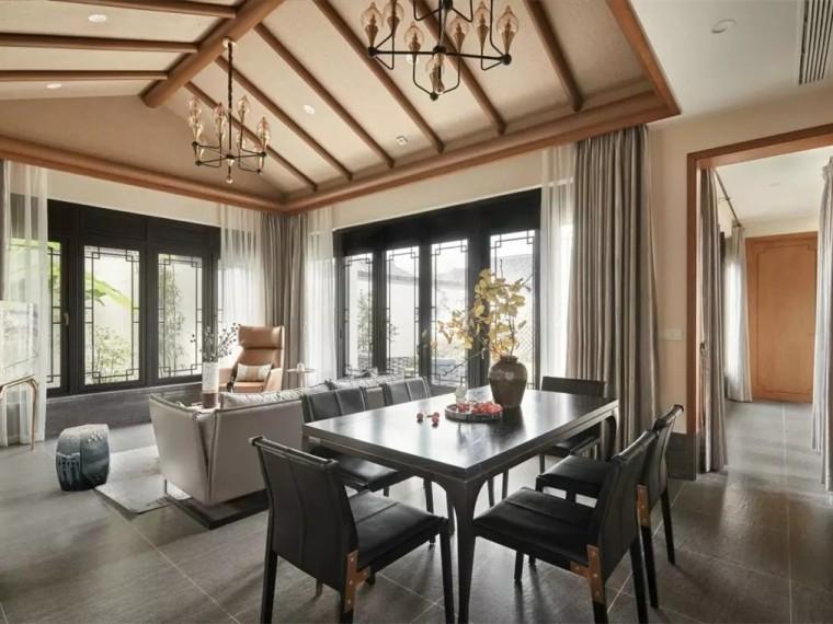 充满中式风格的居住空间