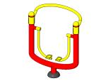 bim软件应用-族文件-单人漫步机