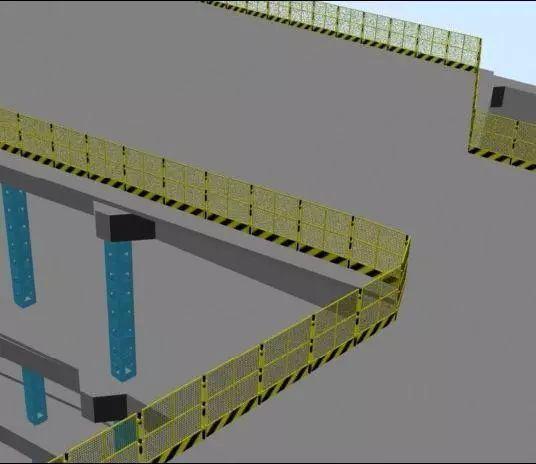 中建施工现场洞口、临边防护做法及图示!