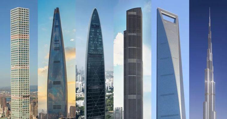 2019年最新:世界最高的25座摩天大楼
